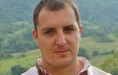 Голова Львівської обласної ради Олександр Ганущин. Фото Львівський портал