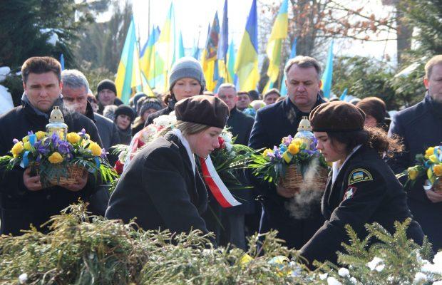 Урочистості у селі Павлокома Фото Галини Терещук
