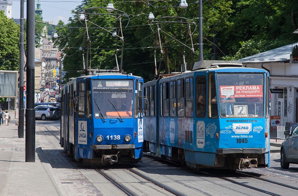 Львівські трамваї