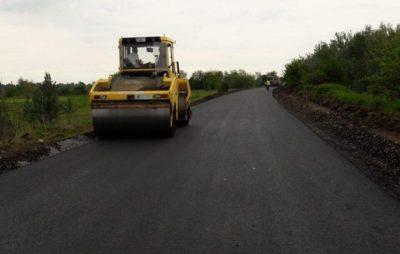 На Львівщині триває ремонт місцевих доріг