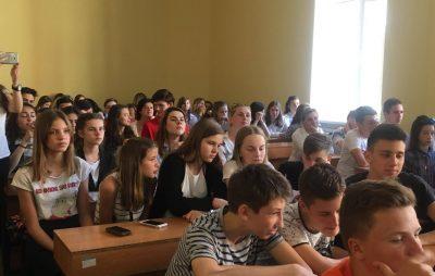 У Львові визначили переможців конкурсу учнівських рекламних відеопроектів