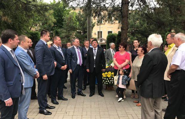 Делегація з Львівщини в Узбекистані