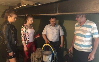 На Львівщині обстежують ліфти