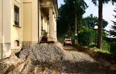 Тривають ремонтні роботи із відновлення багатовікової архітектурної пам'ятки – Архикатедрального собору святого Юра у Львові