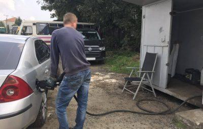На Львівщині припинили діяльність ще двох нелегальних АЗС