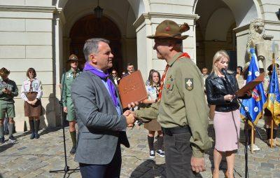 Львівщина урочисто відзначила відкриття пластового року