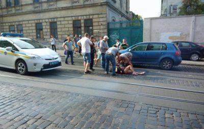 У Львові на Городоцькій збили жінку