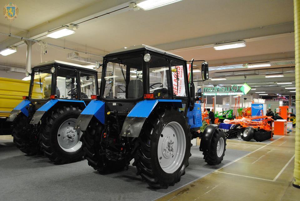 У Львові стартувала III Міжнародна агропромислова виставка «Еuro АGRO». Фото: прес-служба ЛОДА.