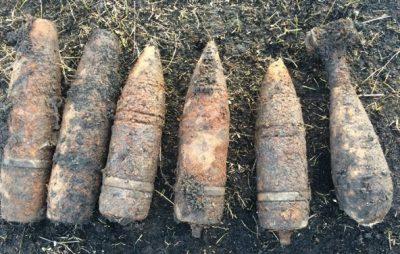 На Львівщині знешкодили снаряд часів ІІ Світової війни. Світлина з відкритих джерел