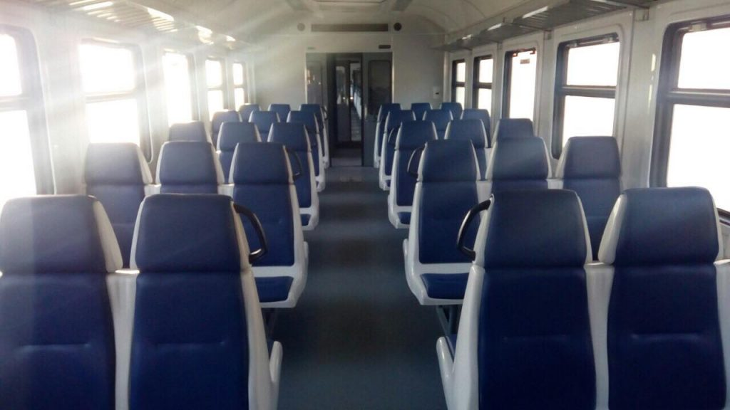 Львівська залізниця запустить в експлуатацію модернізований електропоїзд ЕР9Т