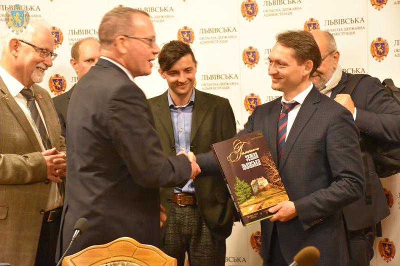 Львівщина налагоджує співпрацю з німецьким районом Швальм-Едер