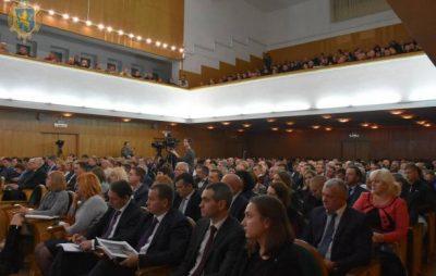 На Львівщині розпочалась Рада регіонального розвитку