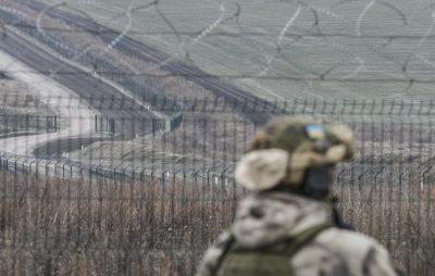 Як сьогодні виглядає кордон із агресором? Аваков і Яценюк оглянули хід робіт на Харківщині