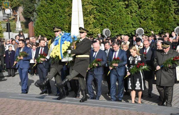 На Личаківському кладовищі віддали шану творцям ЗУНР