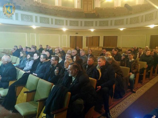 До вирішення екологічних проблем Борислава залучатимуть міжнародний досвід. Фото: прес-служба ЛОДА.