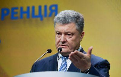 Путін уникає переговорів зі мною щодо звільнення українців, тому що йому немає що відповісти, - Порошенко