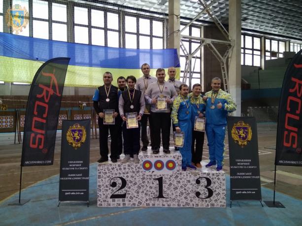 Львівські лучники отримали перші здобутки на чемпіонаті України в дивізіоні блочний лук
