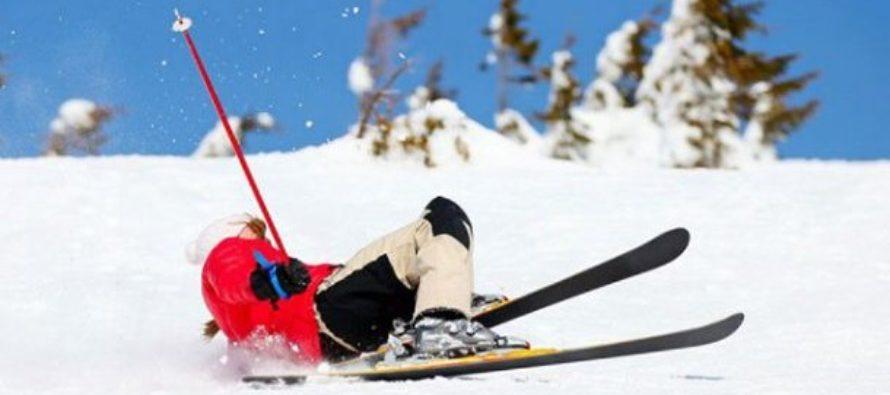 Протягом доби на гірськолижних курортах Львівщини травмувались 2 лижника. Фото ілюстроване з відкритих джерел.