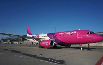 Wizz Air заробив майже 300 мільйонів євро у 2019 році