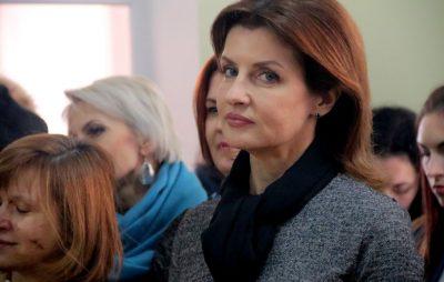 Марина Порошенко в Червонограді,
