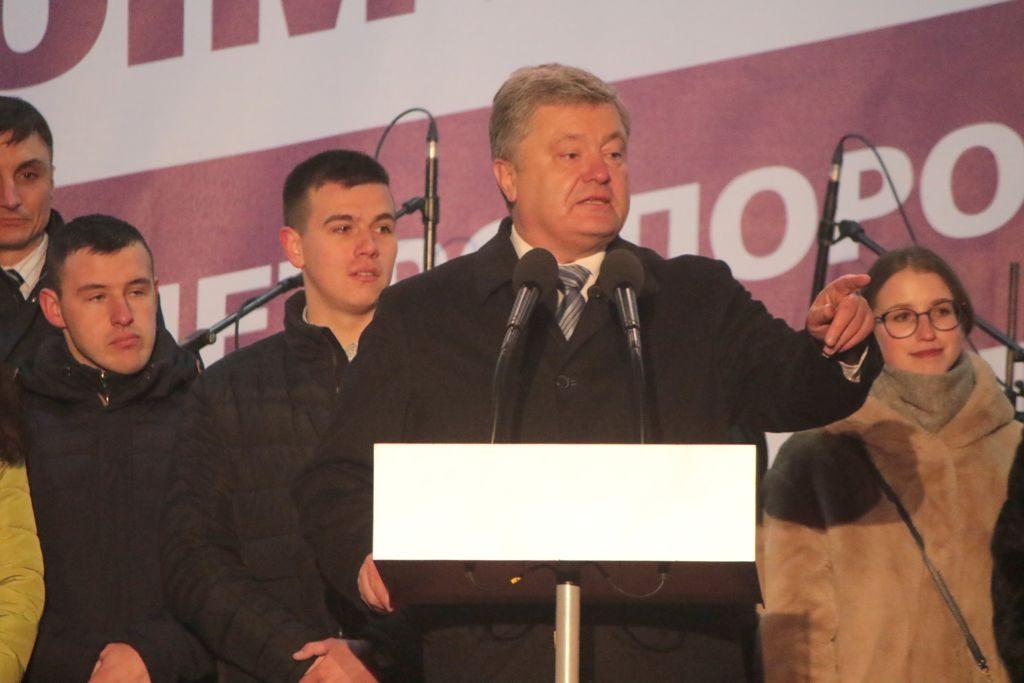 Петро Порошенко у Жовкві, фото 4studio