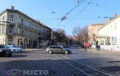 Львівавтодор скасував тендер на проектування вулиці Бандери