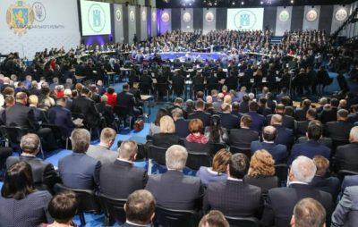 На Раді регіонального розвитку представлять план розвитку Львівщини до 2021 року