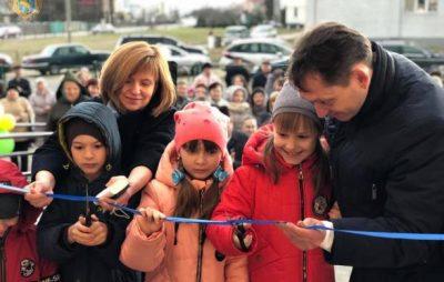 У Кам'янка-Бузькому районі відкрили новий дитсадок на 50 дітей