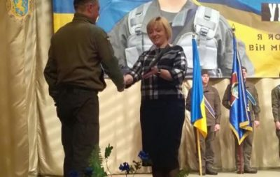 На Львівщині відзначили 5-ту річницю створення Національної гвардії