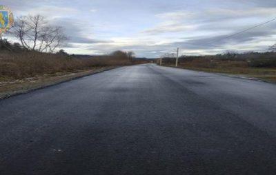 На Старосамбірщині відремонтували понад 60 кілометрів доріг