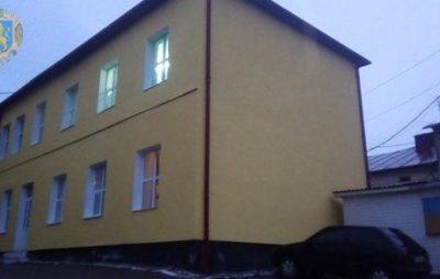 На Старосамбірщині відремонтували будівлі мединчних установ