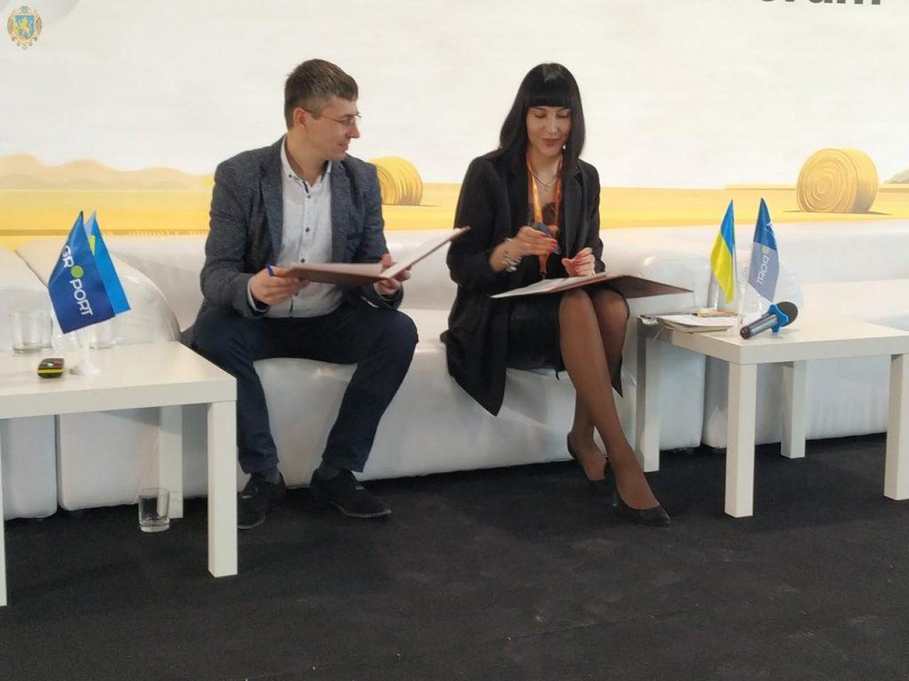 Львівщина є лідером у розвитку кластерного руху