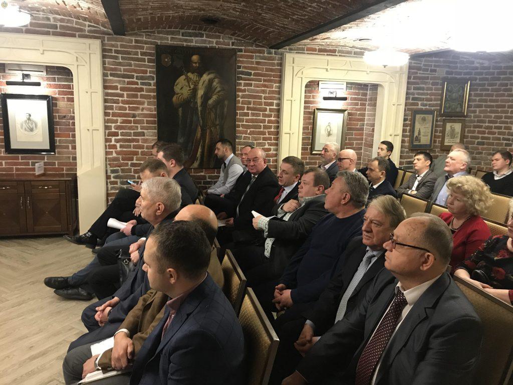 На Львівщині розглянули перспективи розвитку індустрії машинобудування