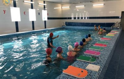 У Добротвірській ЗОШ відкрили шкільний басейн