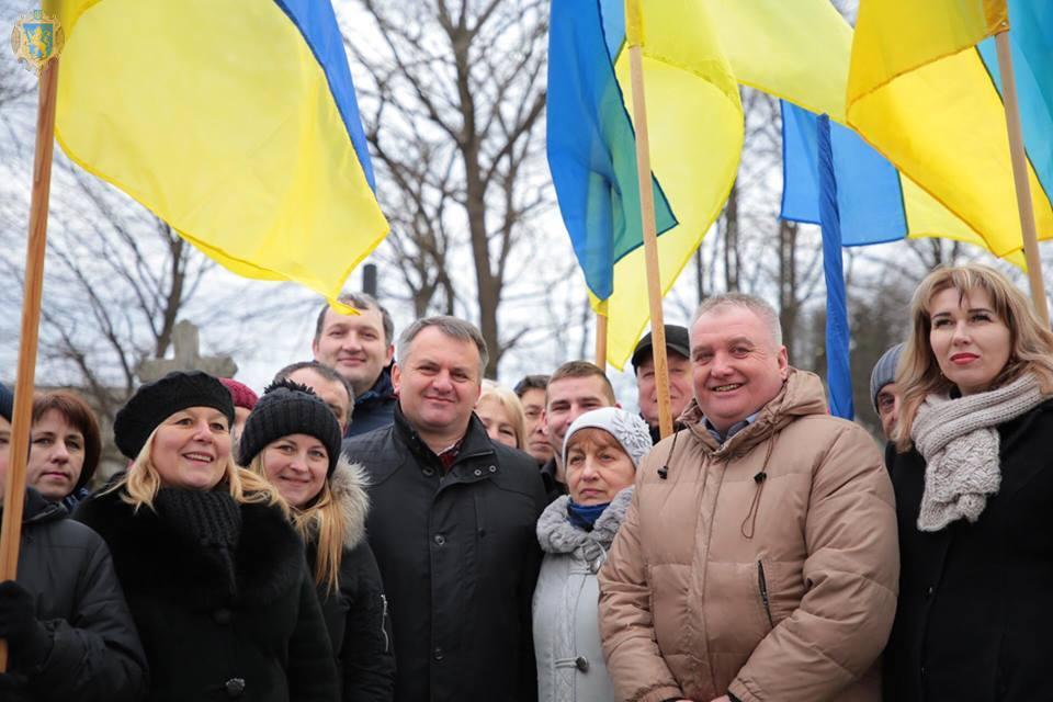 у селі Павлокома на Ряшівщині, Польща, відбулись скорботні заходи із вшанування пам'яті 366 українців, загиблих 3 березня 1945 року