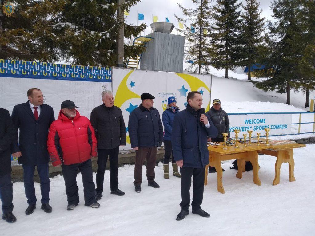На Львівщині стартувала перша Зимова Універсіада України