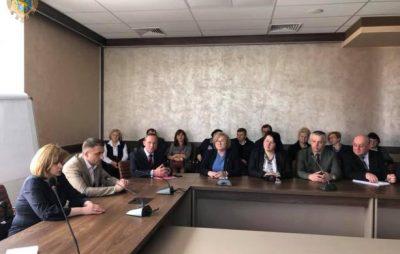 На Львівщині відбувся круглий стіл щодо перспектив розвитку професійної освіти