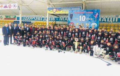 Новояворівська Льодова Арена відзначила своє 10-річчя