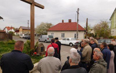 На Стрийщині вшанували пам'ять жертв Чорнобильської катастрофи. Фото: Стрийська РДА.