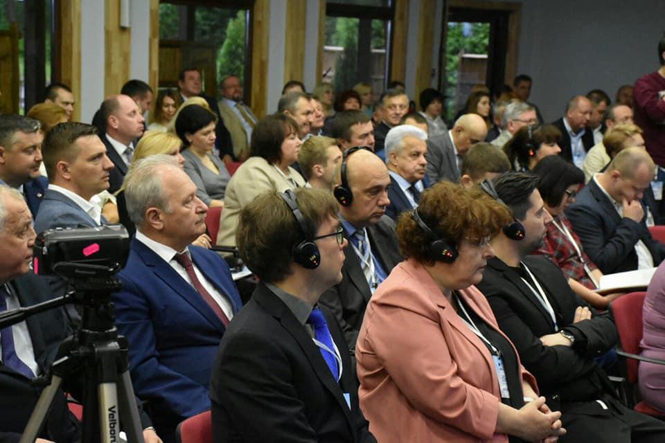 Кубів відвідав Міжнародний форум на Львівщині