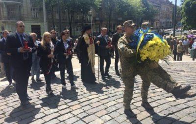 Львівщина вшановує пам'ять жертв політичних репресій