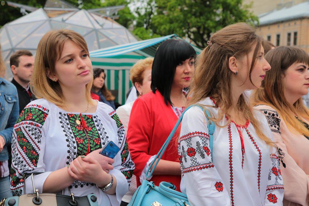 У Львові стартував IV Фестиваль Вишиванки