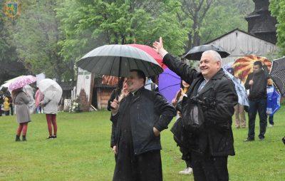 У Шевченківському гаю відсвяткували Воскресіння. Фото - прес-служба ЛОДА