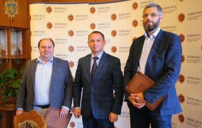Акціонерне товариство «Львівгаз» та підприємці Львівщини підписали Меморандум у сфері газифікації