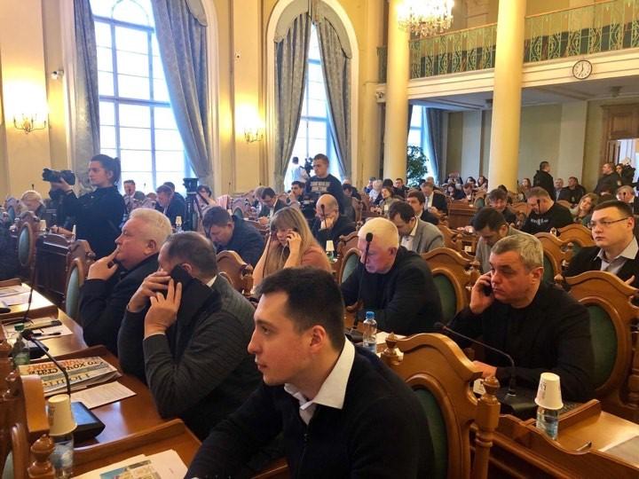 Депутати Львівської міськради зберуться на сесію 6 червня