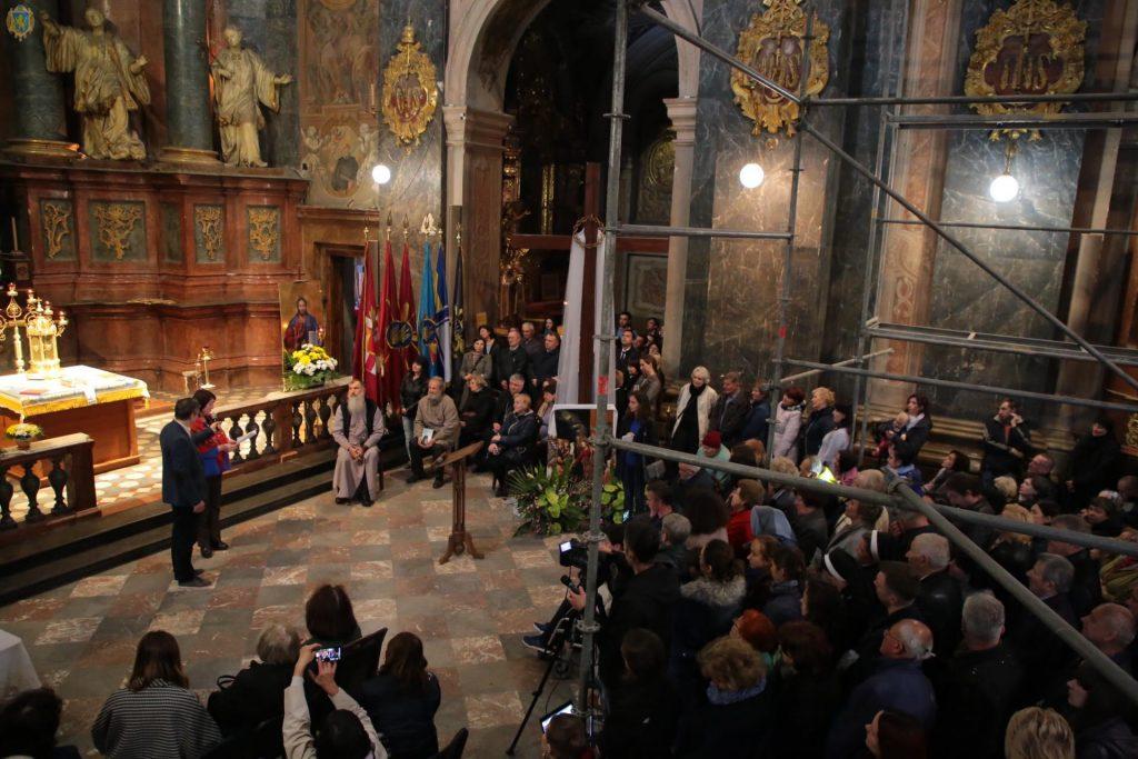«Таїнство зустрічі» - на Львівщині презентували нову книгу владики Венедикта