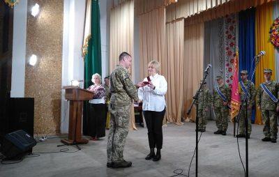 Зенітний ракетний полк імені Івана Виговського відзначив річницю з дня присвоєння почесного найменування