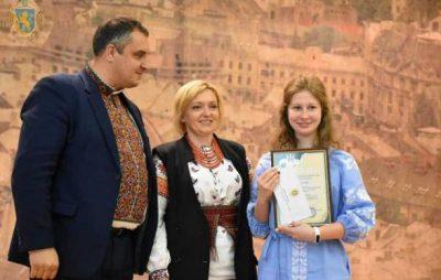 На Львівщині нагородили переможців та призерів Міжнародних та Всеукраїнських олімпіад