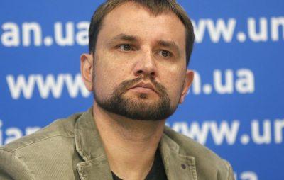 Народний депутат фракції «Європейська Солідарність» Володимир В'ятрович
