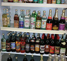 На Львівщині підробляли алкоголь. Фото: відкриті джерела.